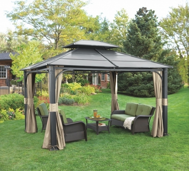 Amazing Add A Room Hardtop Gazebo 12x12 Outdoor Metal Gazebos Metal Gazebo Kits Pinterest