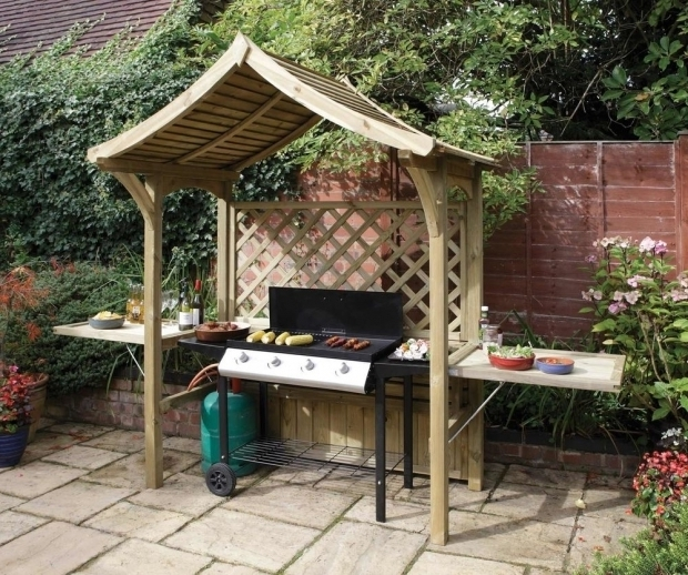 Amazing Small Grill Gazebo Grill Bbq Shelter Plans Free Gazebo Plans Pinterest Shelters