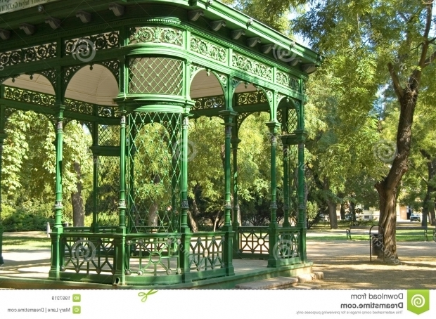 Amazing Wrought Iron Pergola Wrought Iron Pergola Homesfeed