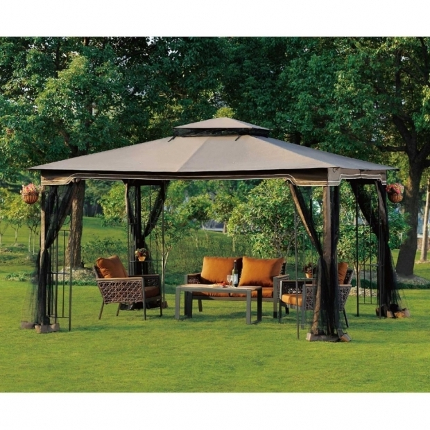 Beautiful Gazebo With Mosquito Netting For Sale Gazebo The Garden And Patio Home Guide