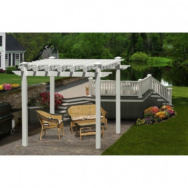 Fantastic Cheap Pergola Kits Sale Landscaping Gorgeous Sams Club Pergola Design For Great
