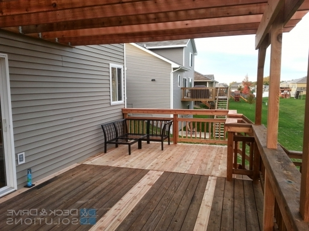 How To Build A Pergola On An Existing Deck