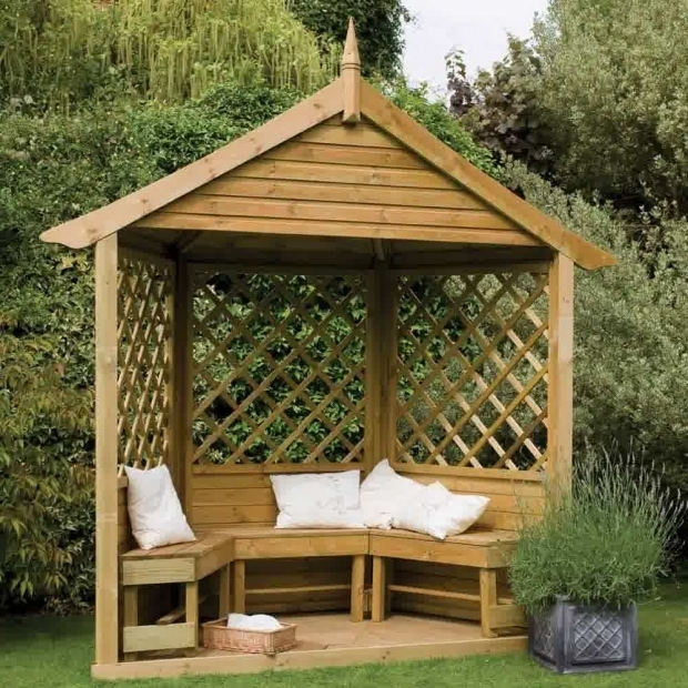 Fantastic Small Wooden Gazebo Kits Cheap Gazebo Small Garden Pinterest Gardens Beautiful And