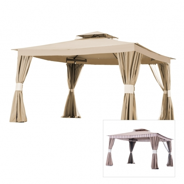 Fascinating Gazebo Sunjoygroup Gazebo Replacement Canopy Top And Replacement Tops Garden Winds