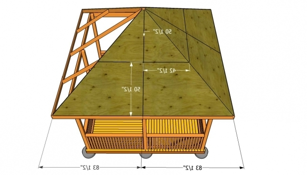 Fascinating Octagon Gazebo Roof Plans Gazebo Roof Framing Myoutdoorplans Free Woodworking Plans And