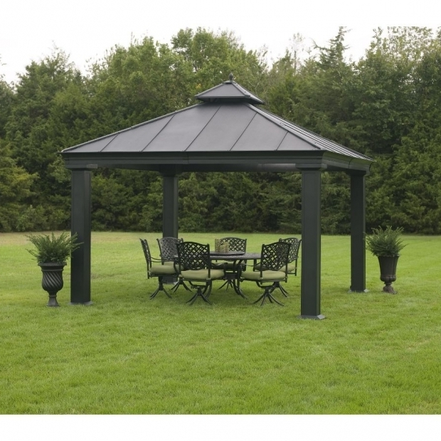 10x10 Pergola Designs: Pergola Gazebo Ideas