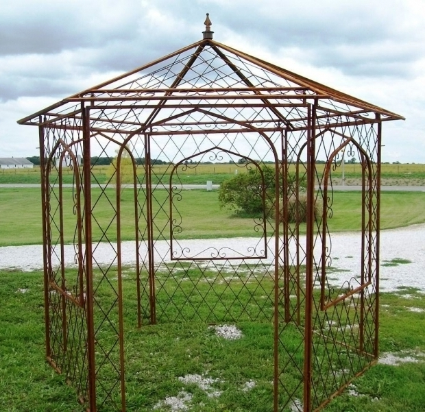 Image of Metal Gazebos For Sale Outdoor Metal Gazebo For Sale Garden Kits 89149 Roof Tesutesu