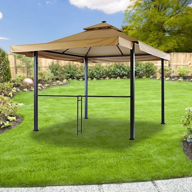 Incredible Garden Winds Pergola Menards Gazebo Replacement Canopy Garden Winds