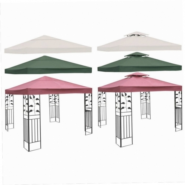 Incredible Gazebo Canopy Replacement Covers 10x10 10x10 Gazebo Canopy Replacement Covers Gazebo Ideas