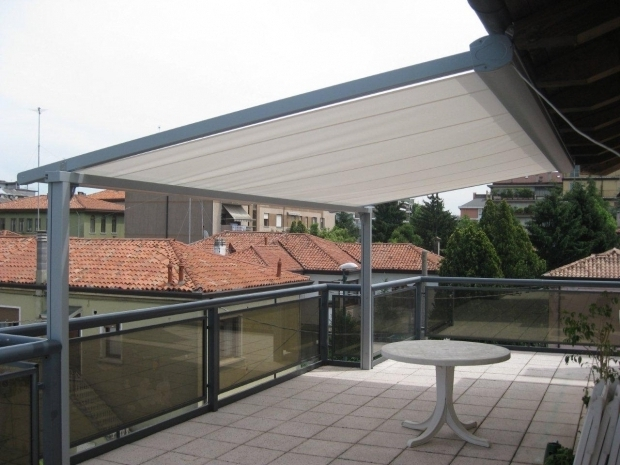 Incredible Sliding Pergola Cover The Eureka Conservatory Awning Is Designed To Mount Above Glass