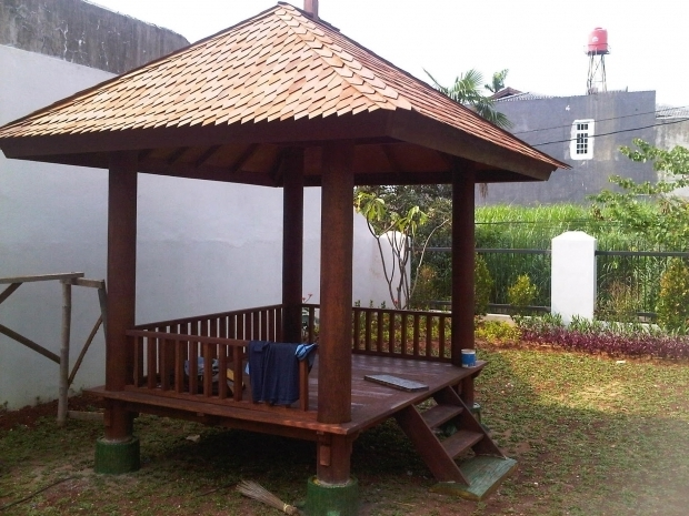 Inspiring Gazebo Wooden For Sale Wooden Gazebos For Sale To Increase A Warmly Natural Look Of Home