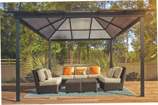 Marvelous Gazebo Kits Lowes Lowes Gazebo Kits Gazebo Ideas