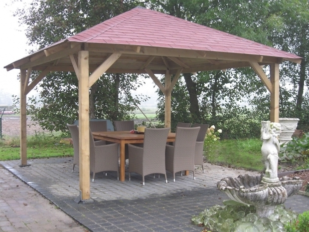 Gazebo Kits Wood