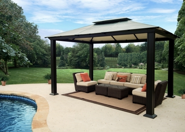 Outstanding Metal Gazebos For Sale Outdoor Metal Gazebo For Sale Garden Kits 89149 Roof Tesutesu