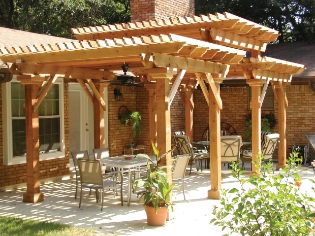 Outstanding Multi Level Pergola I Love The Stately Effect Of This Three Level Pergola It Gives A
