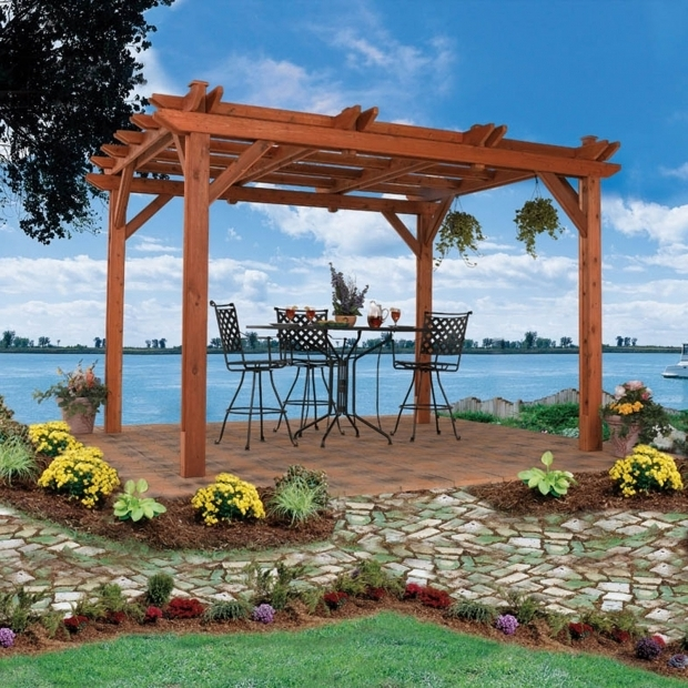 Picture of Heartland Pergola Catalina Pergola Heartland Industries