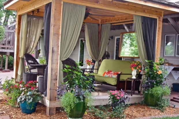 Picture of Pergola Fabric Shade Pergola Shade Pratical Solutions For Every Outdoor Space