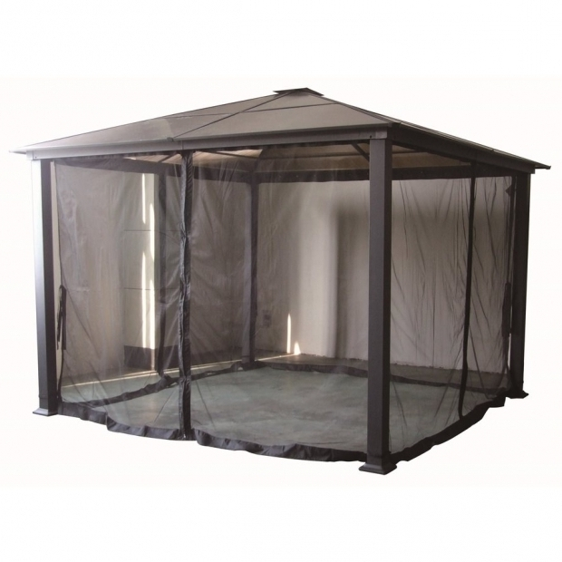 Allen Roth Gazebo Replacement Netting