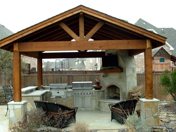 Alluring Gazebo With Fireplace Plans Best 25 Gazebo Plans Ideas On Pinterest