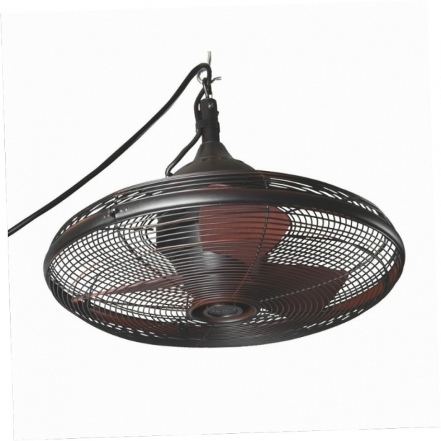 Hanging Gazebo Fan