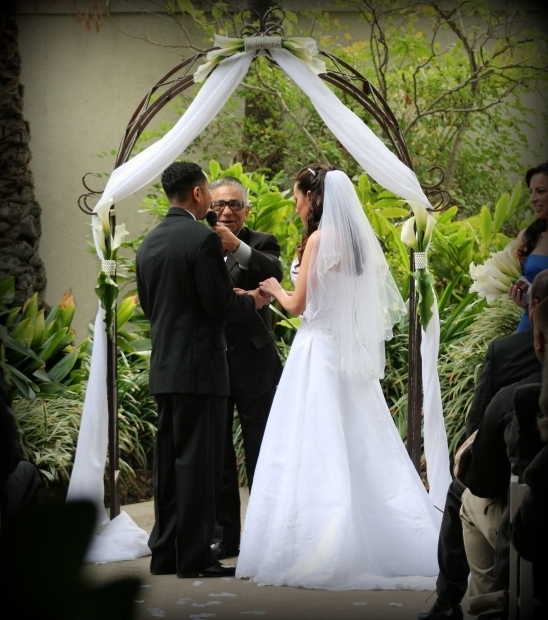 Alluring Wedding Gazebo Rentals Wrought Iron Garden Wedding Arch Rentals Arc De Belle Miami