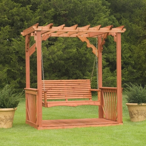 Amazing Cedar Pergola Swing Tmp Outdoor Furniture Large Cedar Pergola Arbor Swing Frame Could