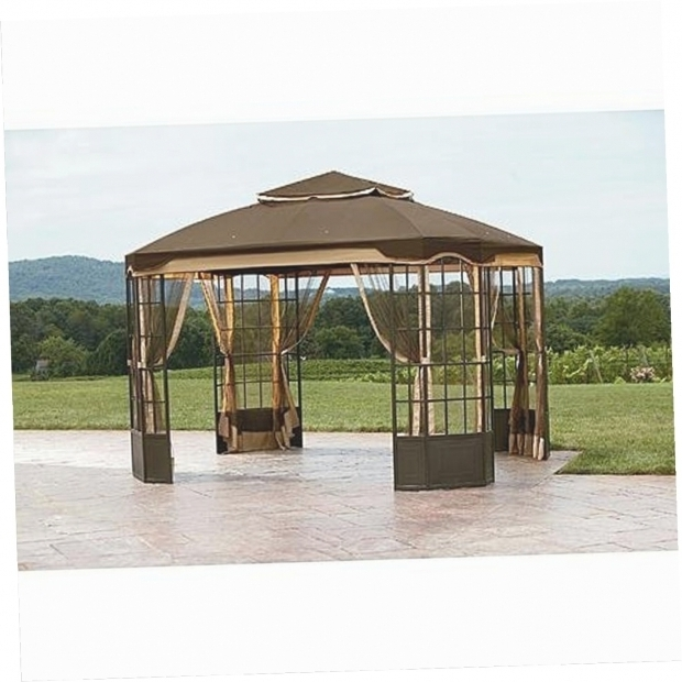 Amazing Gazebo Creations Backyard Creations Gazebo 10 X 13 Home Outdoor Decoration