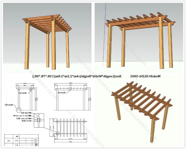 Amazing Pergola Kits Cheap 255 Best Images About Wooden Gazebo Kits On Pinterest Pergola