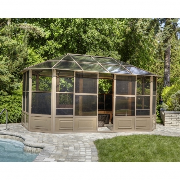 Gazebo Penguin 12 X18 Four Season Solarium