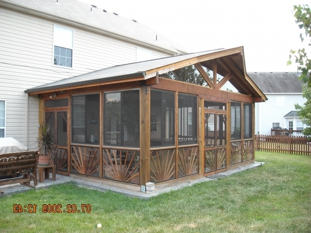Awesome Screened In Gazebo Kits Screened In Porches Screened In Porch Kit Patios And Porches