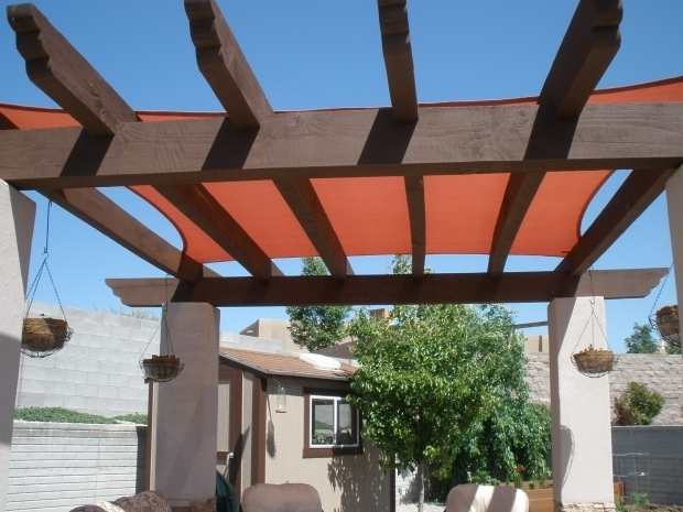 Beautiful Pergola Shade Sails Rader Awning Home