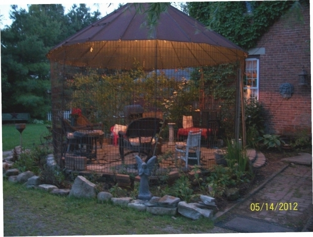 Delightful Corn Crib Gazebo Corn Crib Gazebo Gazebo Ideas