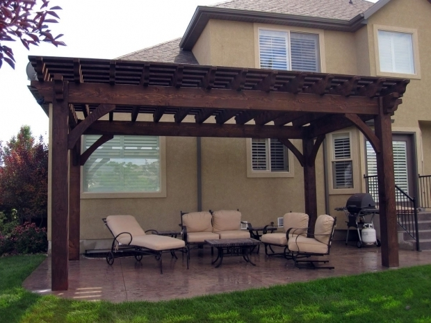 Delightful How To Build A Pergola Frame Planning For A 12 X 20 Timber Frame Over Sized Diy Pergola