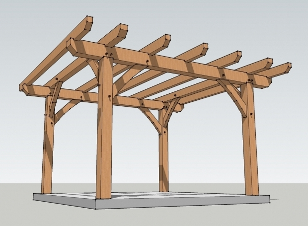 Fascinating How To Build A Pergola Frame 12x12 Timber Frame Pergola Diy Pergola Plans Uk Modern Pergola
