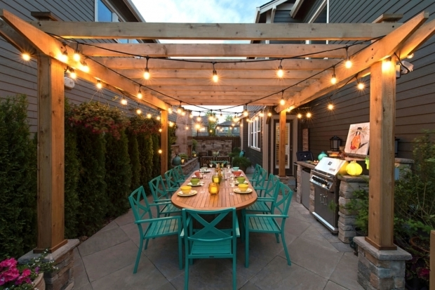 Fascinating Pergola With Lights Five Pergola Lighting Ideas To Illuminate Your Outdoor Space