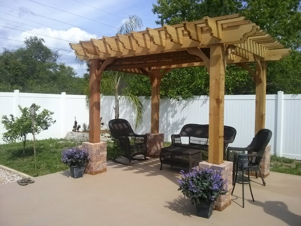 Fascinating Red Cedar Pergola Kits Big Kahuna 12x16 Pergola Depot Pergola Depot