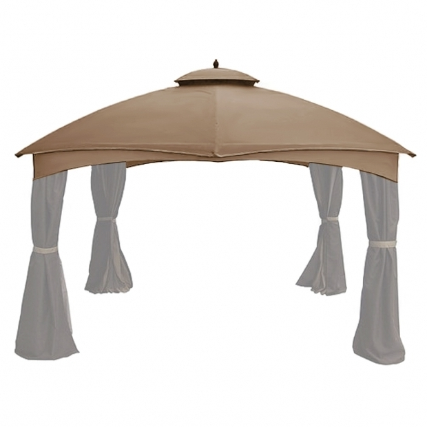 Gorgeous Allen And Roth Gazebo Replacement Canopy Garden Winds Gazebo Replacement Garden Winds