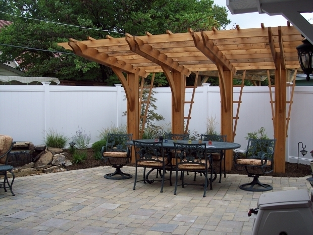 Gorgeous Pergola Cantilever Cantilever Pergola Useful Design To Build Over An Existing Deck