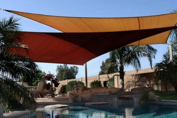 Gorgeous Pergola Shade Sails Pool Shade Ideas 7 Ways To Cover Your Swimming Pool
