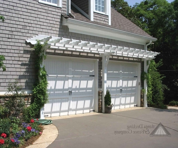Image of Pergola Over Garage Door Kits Pergola Design Ideas Garage Pergola Kits Vinyl Pergolas Over