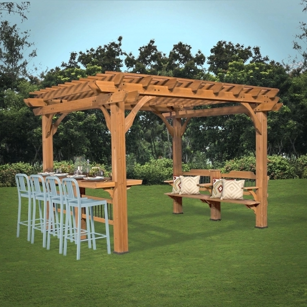 Image of Sam's Club Gazebo Canopy Skid Patio Furniture Sunshade Awning Gazebo Sams Club Pergola