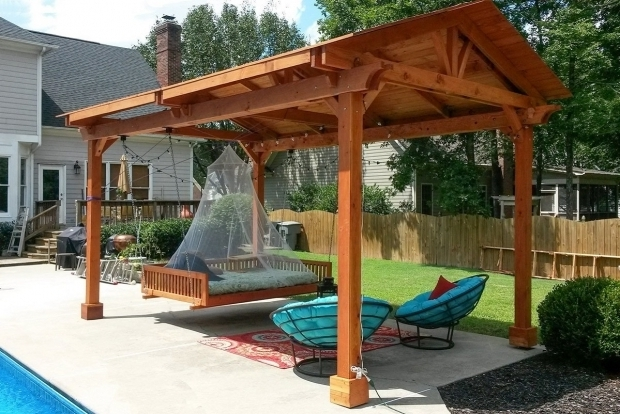Image of Wood Pergola Kits Pergola Kits Design Ideas And Decor