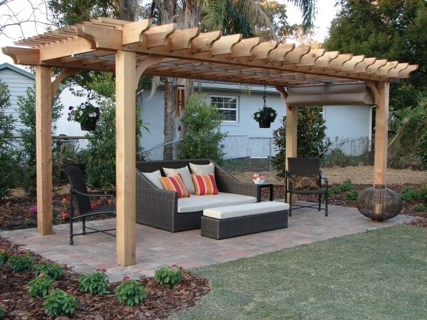 Incredible Outdoor Pergola Kits Modern Pergola Kit