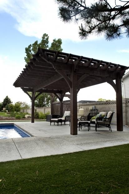 Marvelous Pergola Cantilever Architecture Pergola Garden Cantilever Pergola Design Ideas