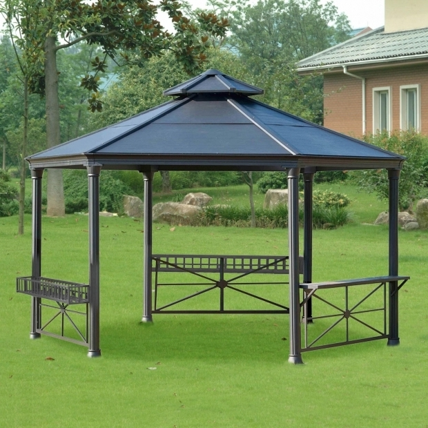 Marvelous Royal Hardtop Gazebo Sunjoy Royal Square Hardtop Gazebo Pergola Pinterest Royals