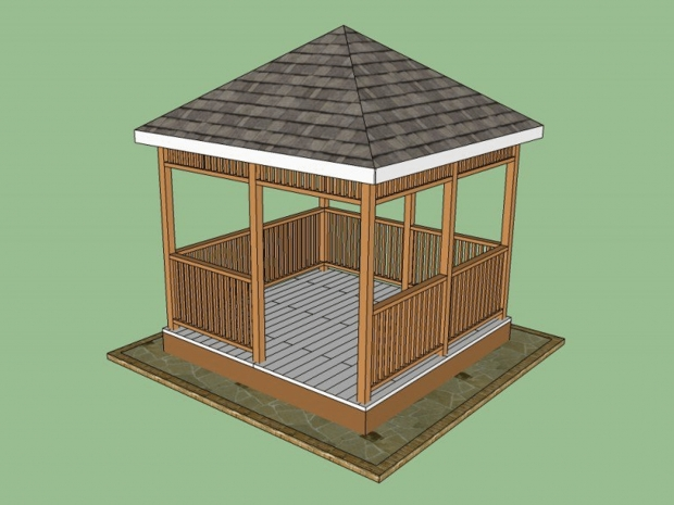 Outstanding Gazebo Apartments Denton Floor Simple Design Gazebo Floor Plans Gazebo Floor Plans