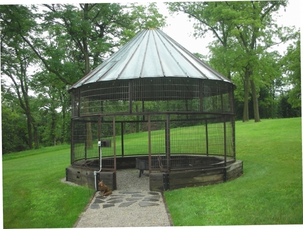 Picture of Corn Crib Gazebo Corn Crib Gazebo Gazebo Ideas