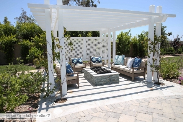 Picture of Pergola With Fire Pit Outdoor Pergola And Fire Pit The Sunny Side Up Blog