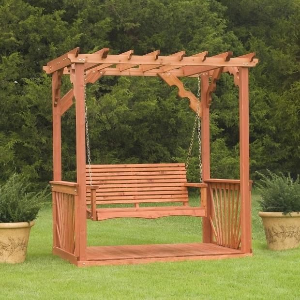 Remarkable Gazebo At Sam's Club Cedar Pergola Swing Sams Club Garden Pinterest Naturligt