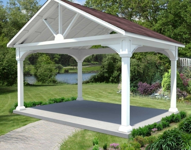 Remarkable Gazebo Creations Vinyl Long Gable Ramadas Ramadas Roof Type Gazebocreations